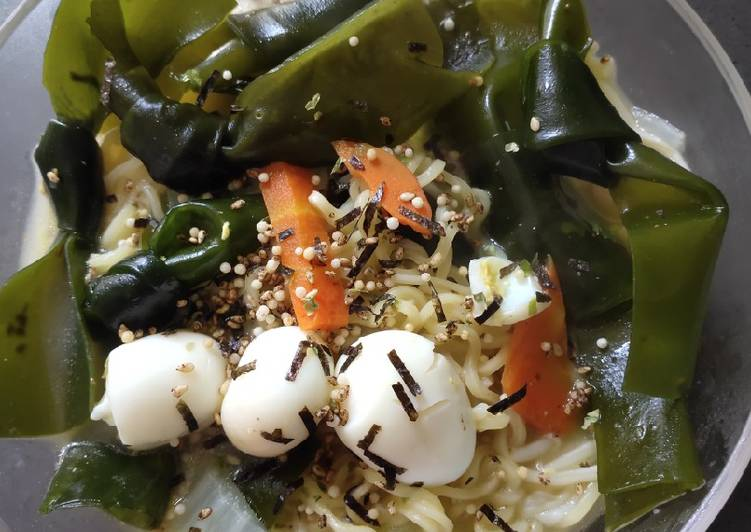 Instant Noodle with a Twist