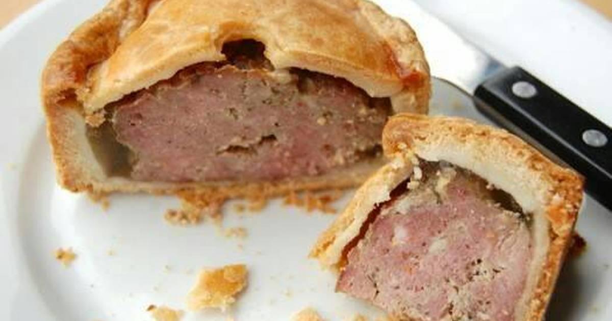 Vickys Traditional British Pork Pie