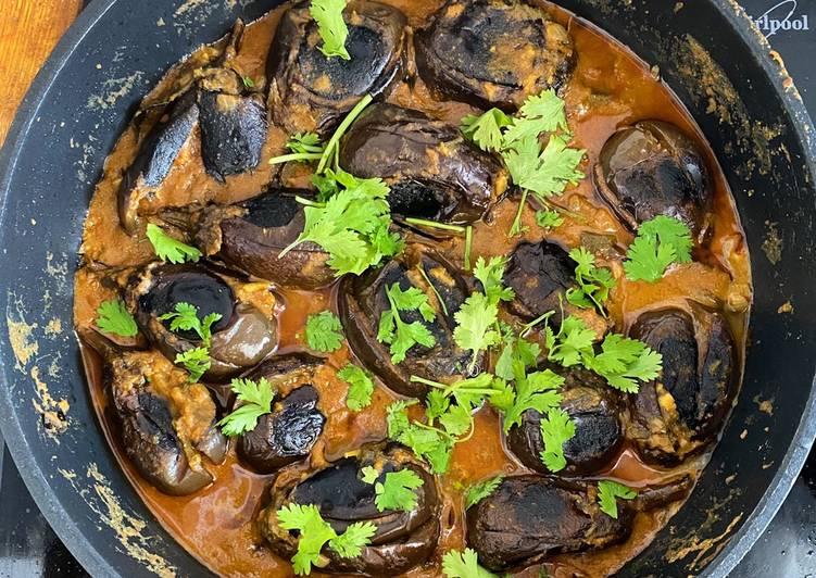 Recipe: Perfect Brinjal (Aubergine) Masala