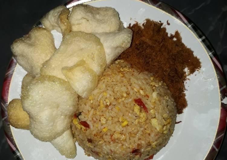 Nasi Goreng Sambal Terasi
