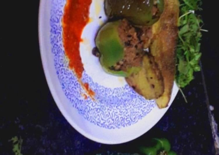 30 Minute Recipe of Award Winning Stuffed kheema karela