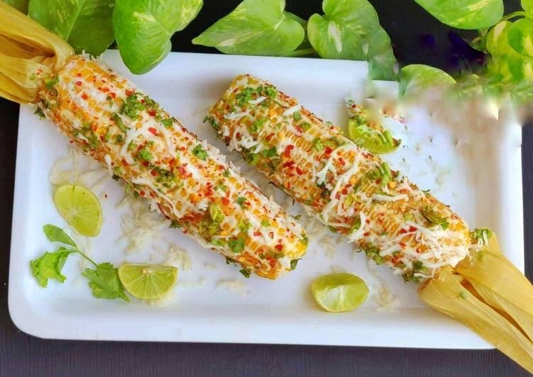 Recipe of Speedy Classic Mexican Corn