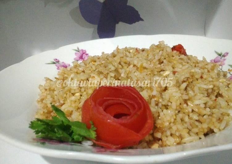 Nasi goreng biasa (3)