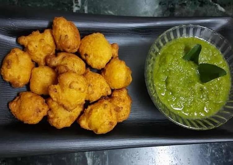 Masoor Dal Pakora Finding Nutritious Fast Food