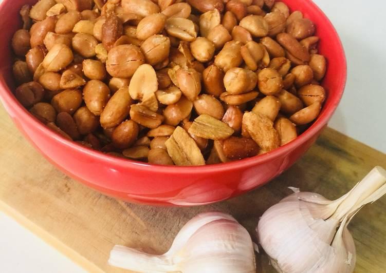 Kacang bawang manjaaaaaa (empuk empuk kriuk)