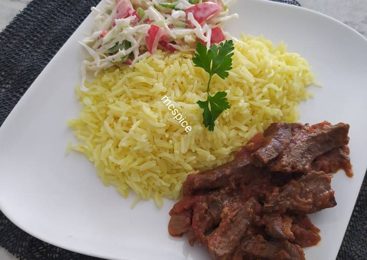 Recipe: Appetizing Smothered beef liver