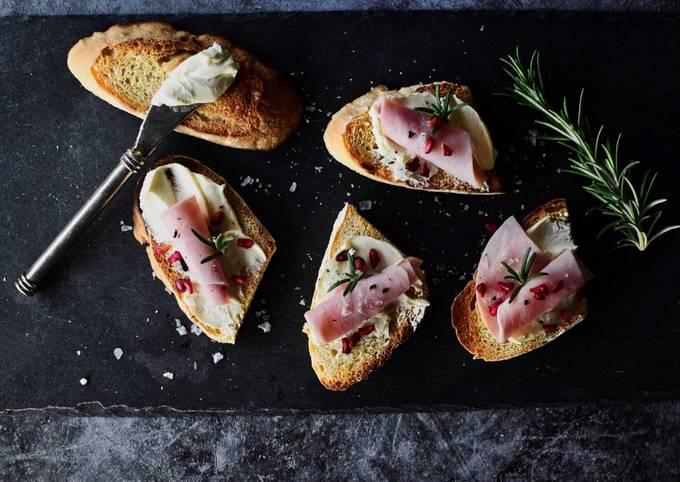 Crostini Appetisers
