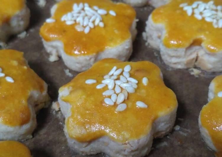 Resep: Enak Kue Kacang Jadul