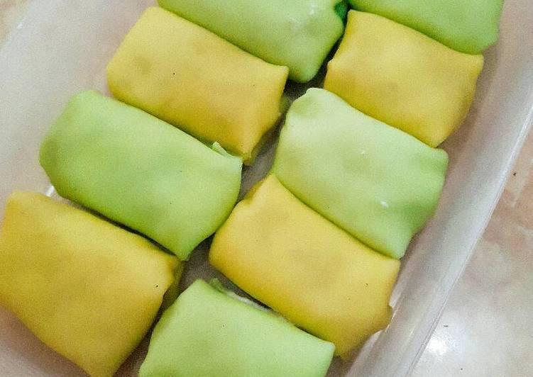 Resep Pancake Durian Enak Dan Lembut Oleh Nofitri Yanti