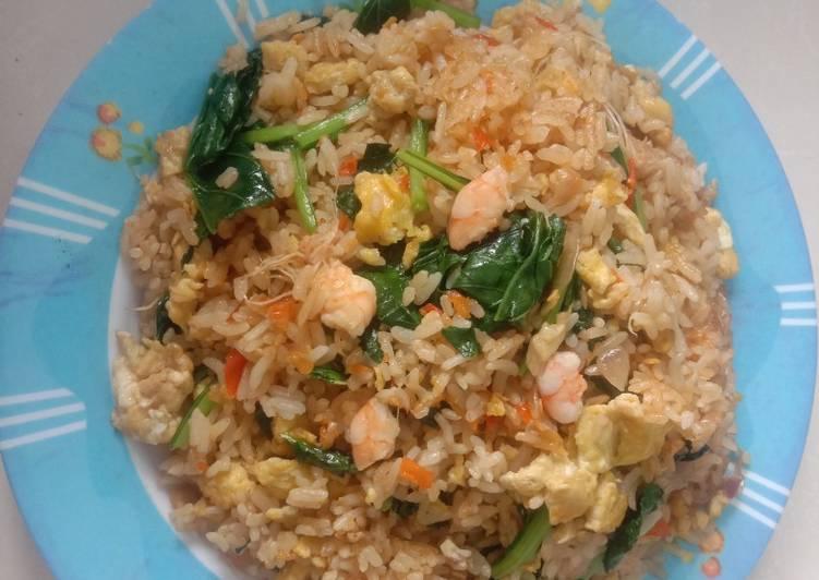 2. Nasi goreng udang yahut