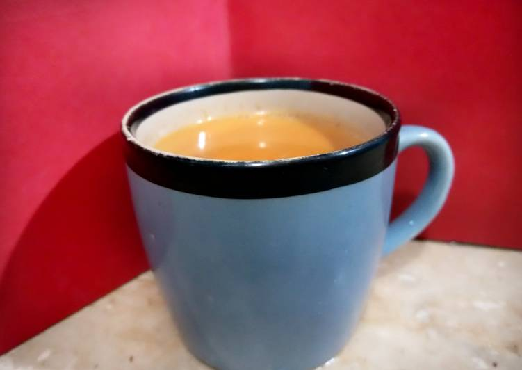 Recipe of Award-winning Tea