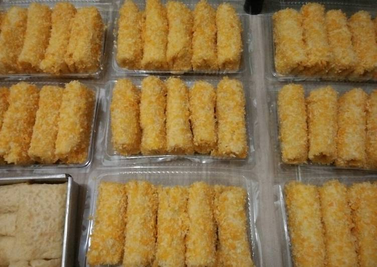 risoles isi ayam kentang dan wortel foto resep utama Resep Indonesia CaraBiasa.com