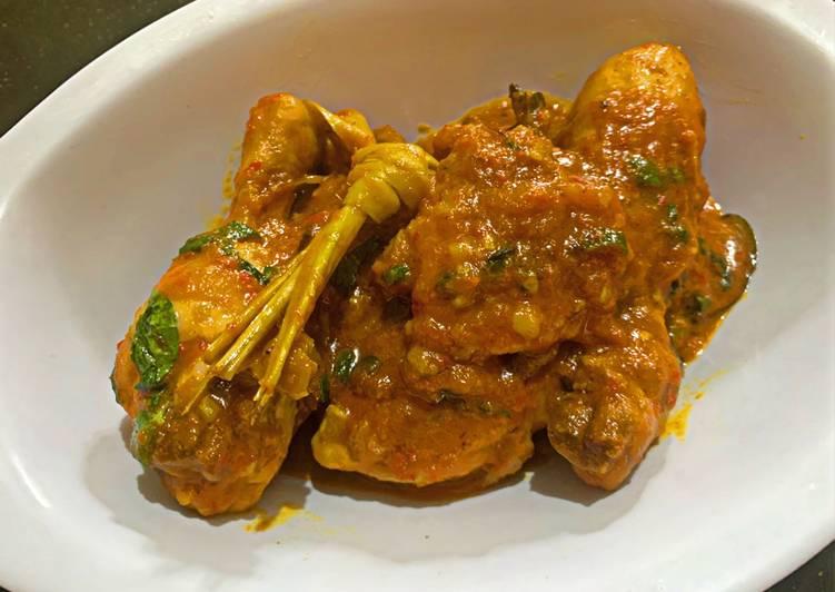 Resep Ayam Woku Kemangi Mudah