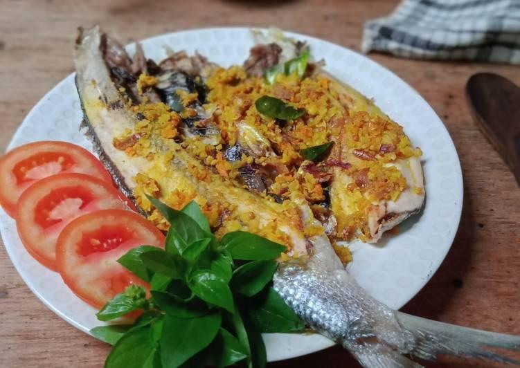 Ikan Bandeng Bakar