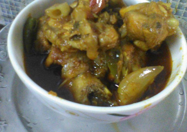 Top 10 Dinner Easy Quick Smoking chicken do pyaza curry