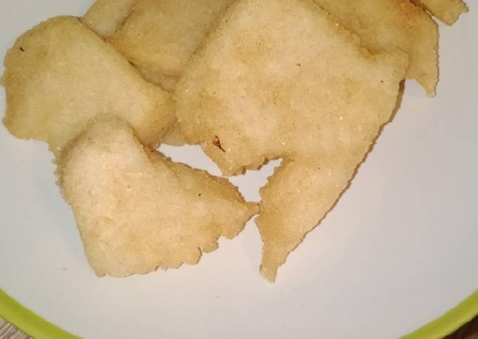 Cornmeal fried slices