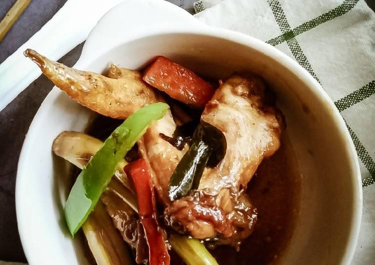 Ayam masak Bali, di Malaysia - velavinkabakery.com