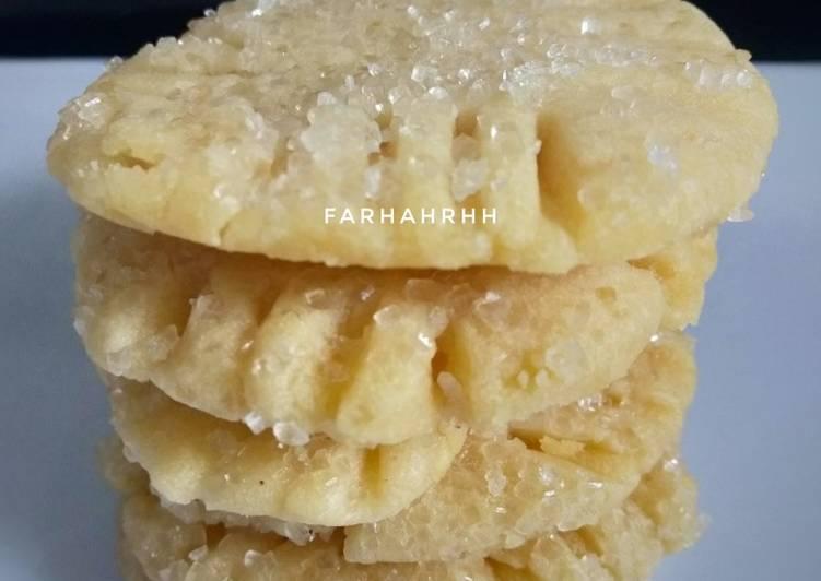 Butter Cookies Irit Bahan