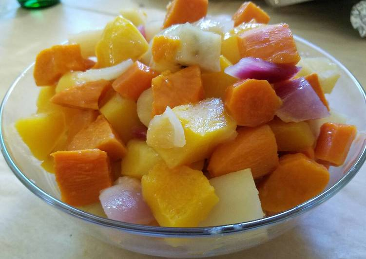 Easiest Way to Make Tasty Butternut squash dish/stew