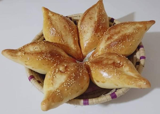 Petits pains briochés aux sésames 🌾