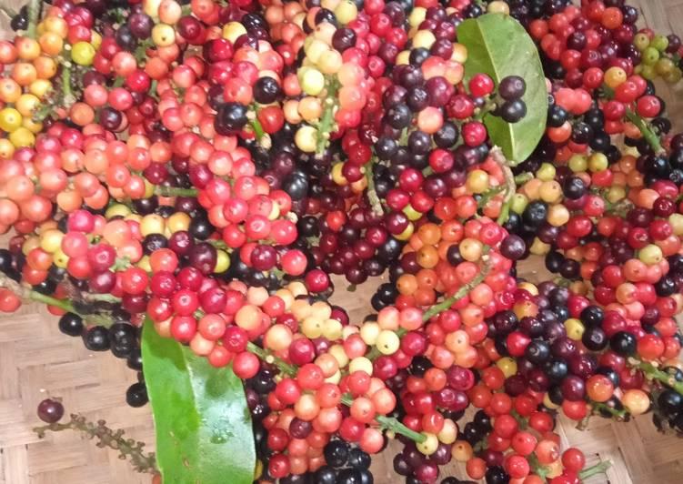 5 Resep: Rujak buah huni yang Lezat
