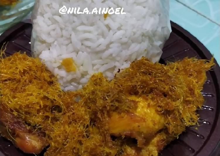 Ayam goreng sereh
