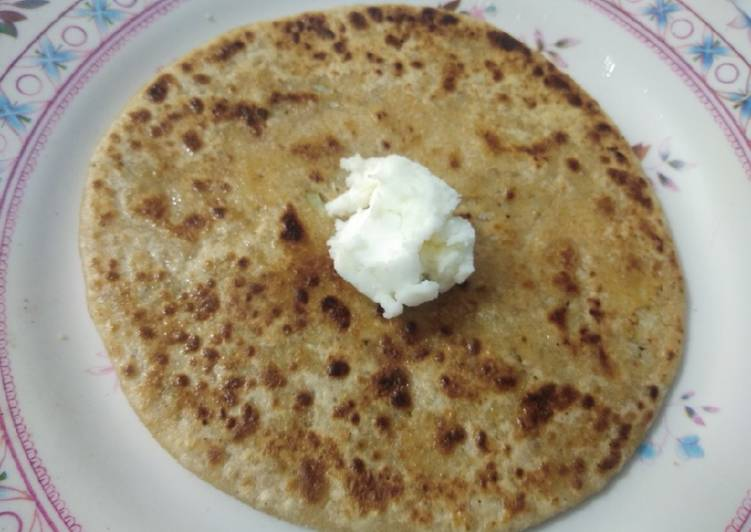 Recipe of Award-winning Cauliflower paratha