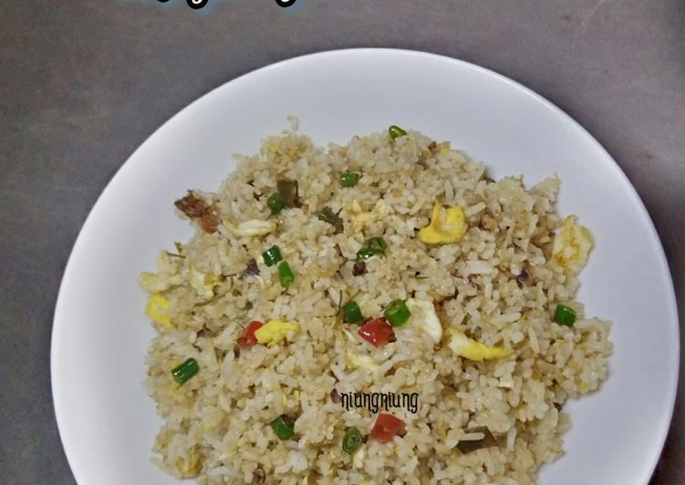 Nasi goreng sambal Matah