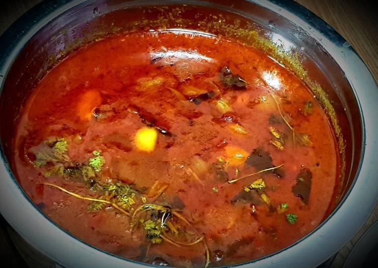 Recipe of Homemade Garlic Tamarind Gravy