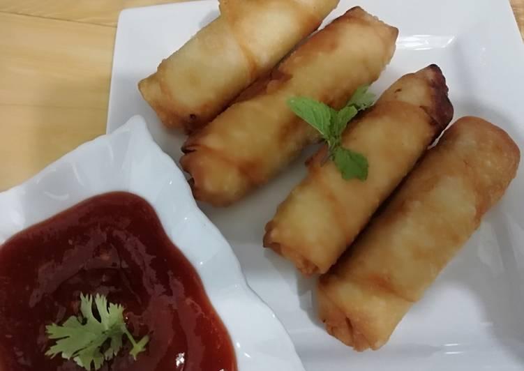 CHINESE ROLL #CookpadRamadan
