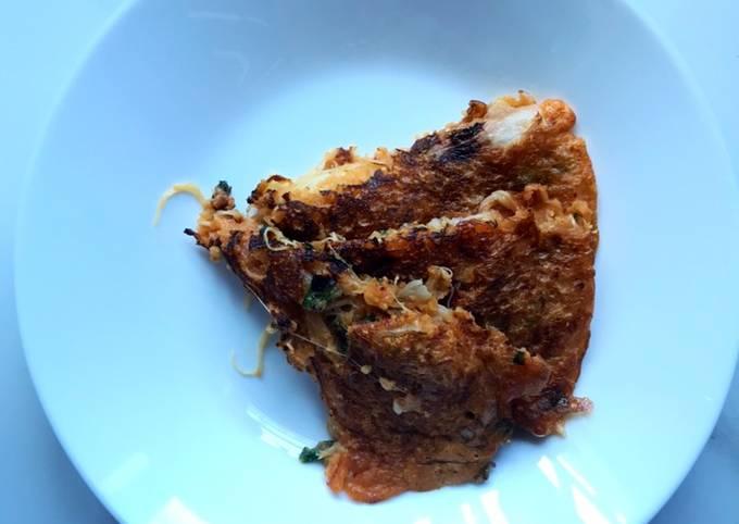Penkek kimchi