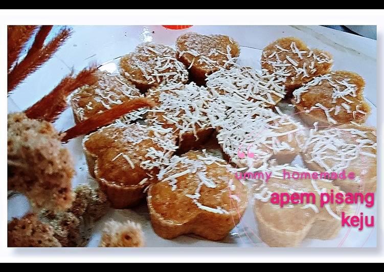Apem pisang keju - ganmen-kokoku.com