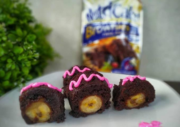 Brownies Kukus Nutricake