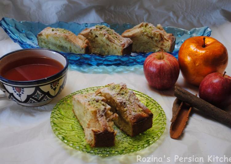 How to Prepare Yummy Apple cake