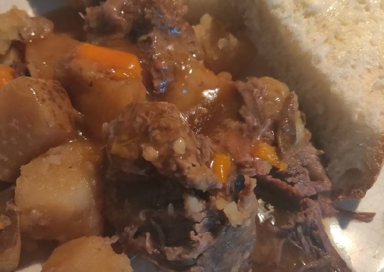 Pot Roast Ninja Foodi 360 Meal
