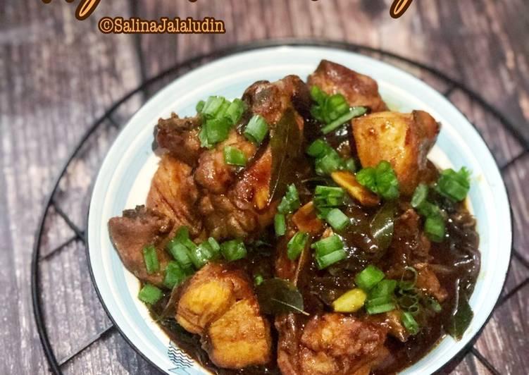 Ayam Kam Heong - velavinkabakery.com