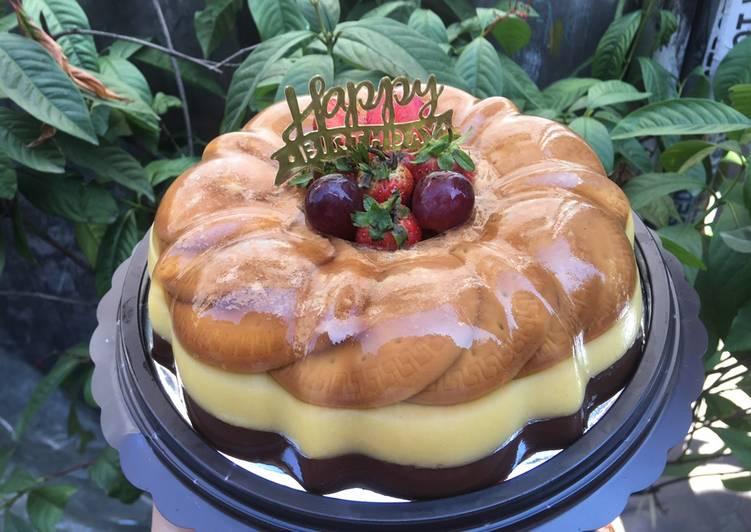 Pudding Regal 3 Lapis