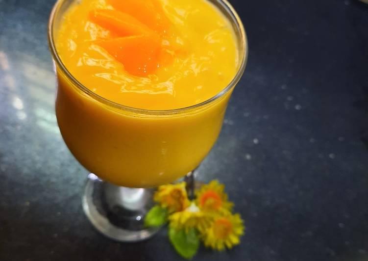 Mango smoothy