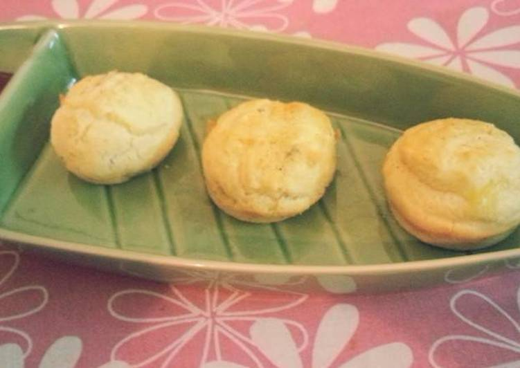 Steps to Make Any-night-of-the-week Gluten Free Mini Cheese Buns