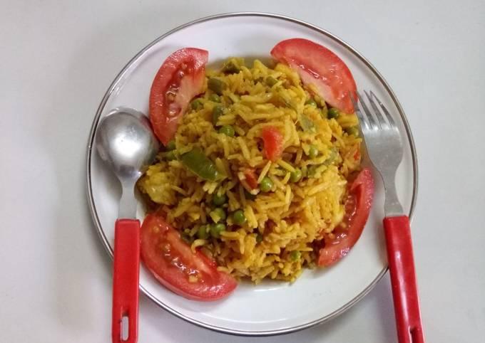 Recipe of Gordon Ramsay Mix Veg Kadai Pulav