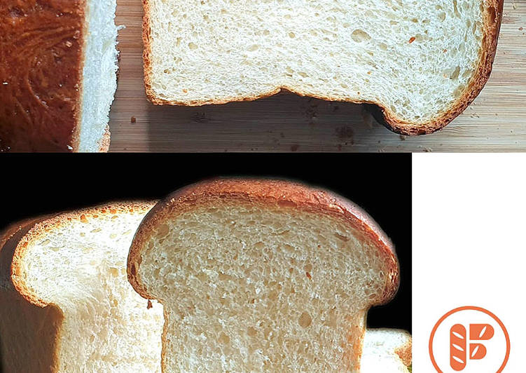 How to Prepare Most Popular Tangzhong Milk Bread