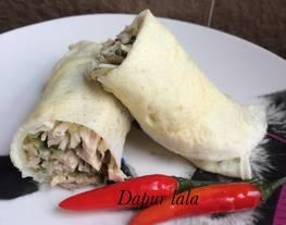 Risoles kulit putih telor #Risoles diet #BikinRamadhanBerkesan