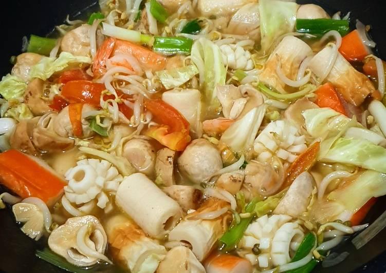 Sayur Toge Seafood