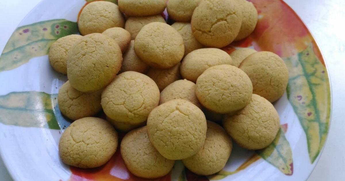 кукурузное печенье рецепт с фото становится