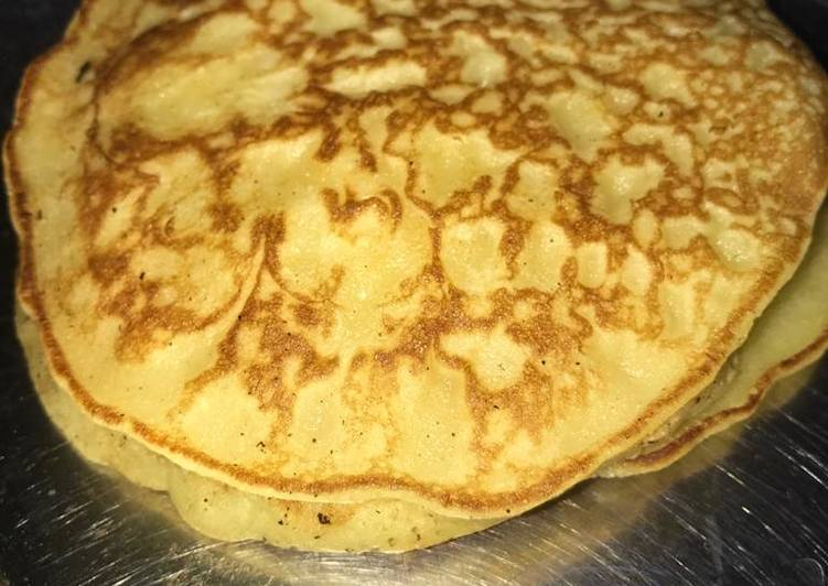 How to Prepare Homemade Pancakes