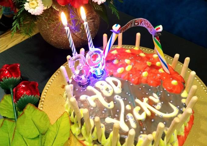 Secret Avocado cake