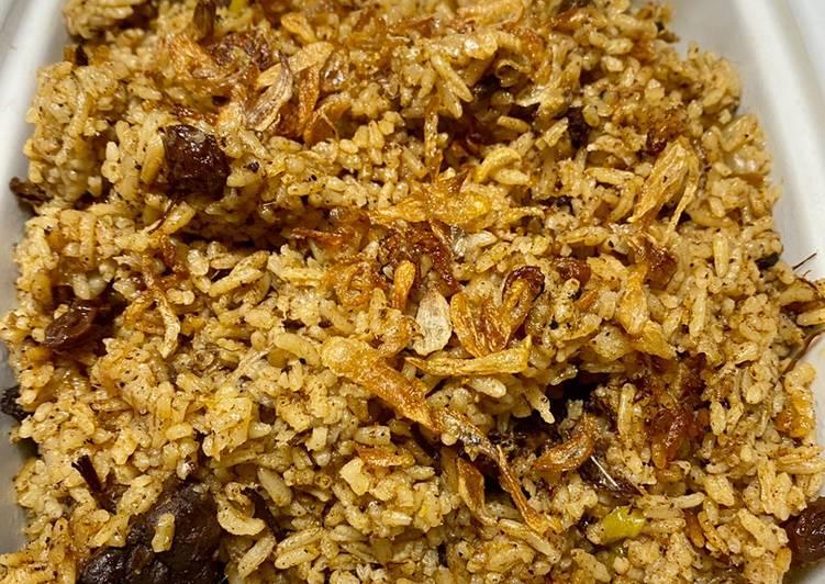 Nasi Kebuli Instan - cookandrecipe.com