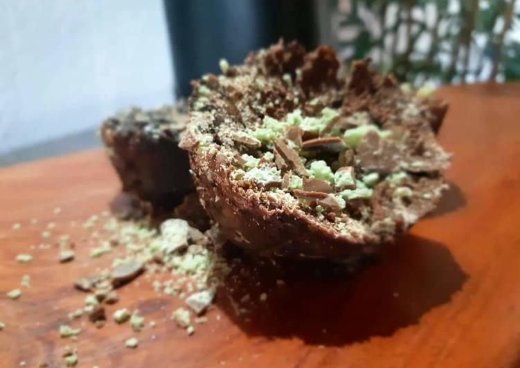 How to Make Ultimate No bake aero cake