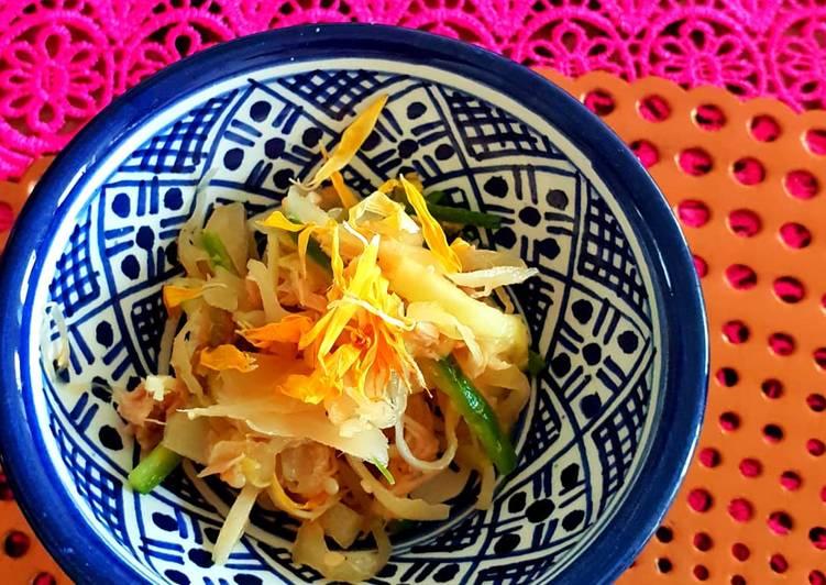 Steps to Make Ultimate Sauerkraut Tsukemono