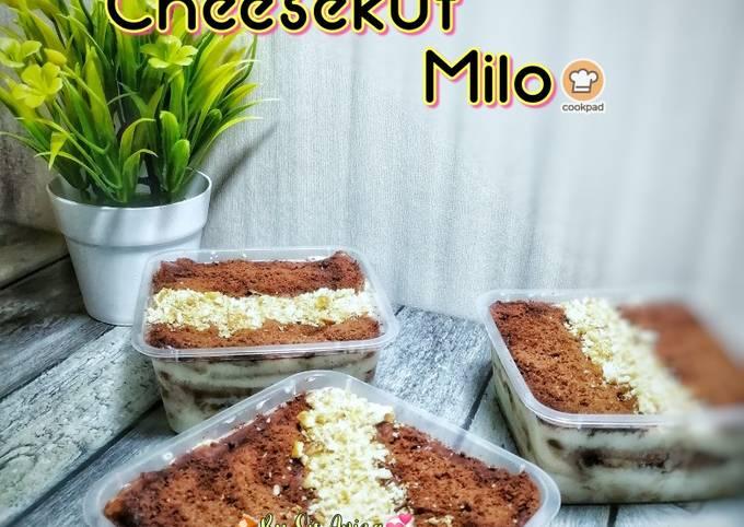 Cheesekut Milo